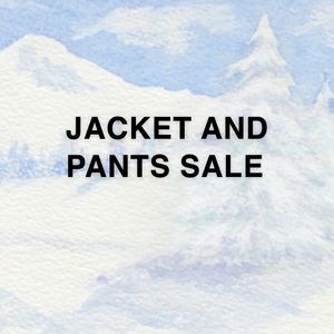 Other - 🤍JACKET AND PANTS SALE!🤍